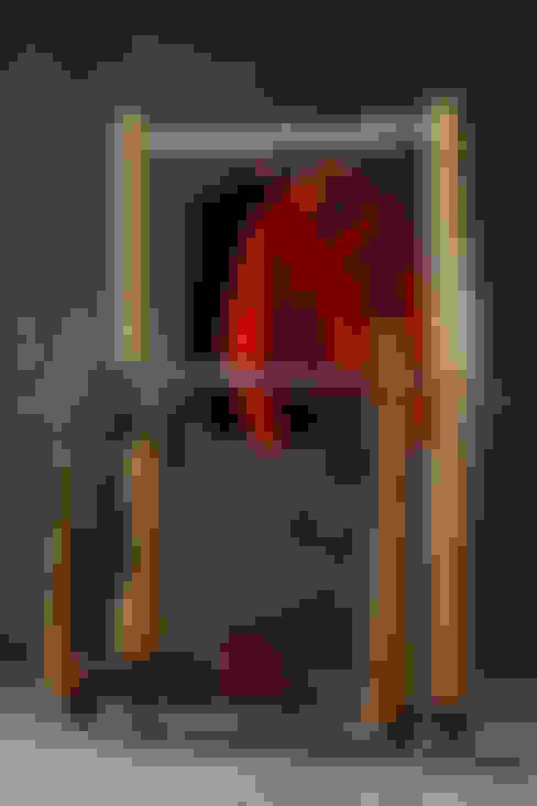 غرفة الملابس تنفيذ Dreher Design