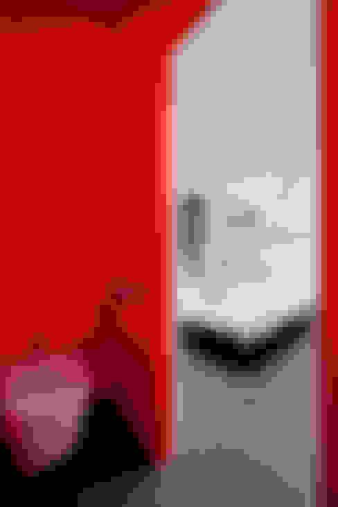 23bassi studio di architettura의  욕실