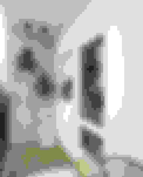 """ Французский штрих ""   Квартира 68 кв.м, МО: Tерраса в . Автор – Krupp Interiors"