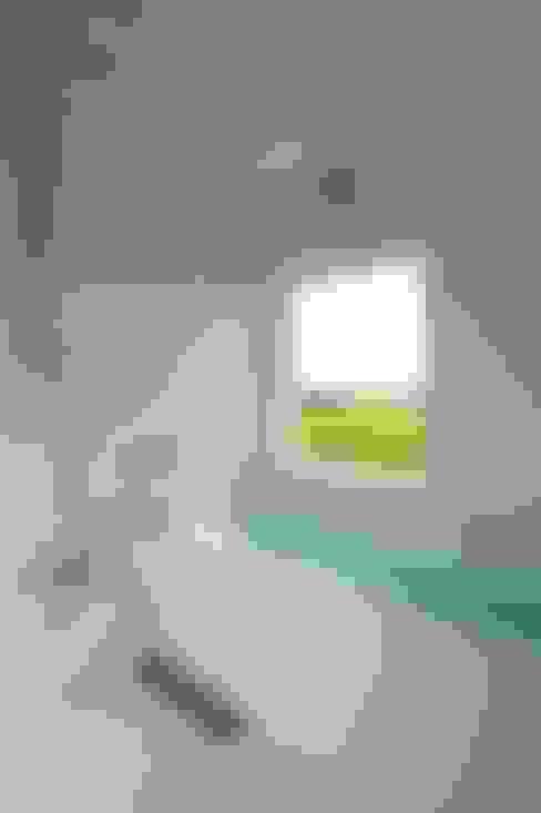 Bathroom by 一級建築士事務所ヨネダ設計舎