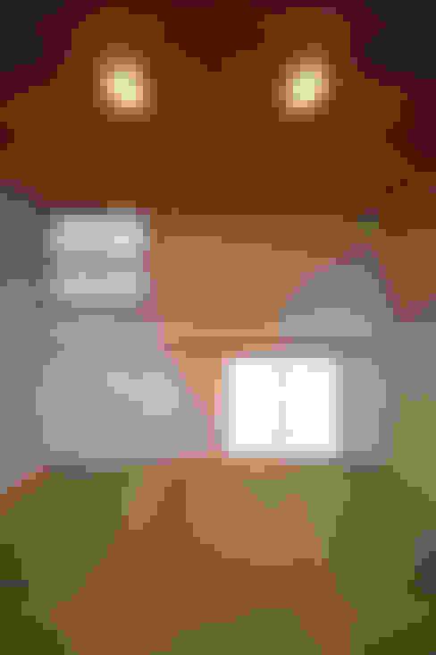中二階の和室(Core): MA設計室が手掛けた和室です。