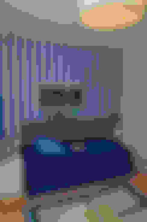 Slaapkamer door GUTMAN+LEHRER ARQUITECTAS