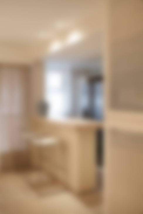 APARTAMENTO  510: Cozinhas  por Yamagata Arquitetura