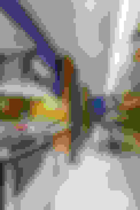 Apartamento Bela Vista: Cozinhas  por STUDIO LN