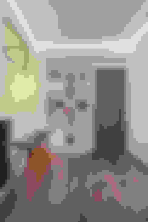 الممر والمدخل تنفيذ HO arquitectura de interiores