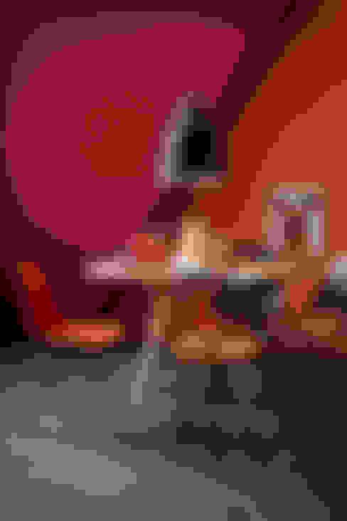 Salas de jantar  por SCHÖNER WOHNEN-FARBE