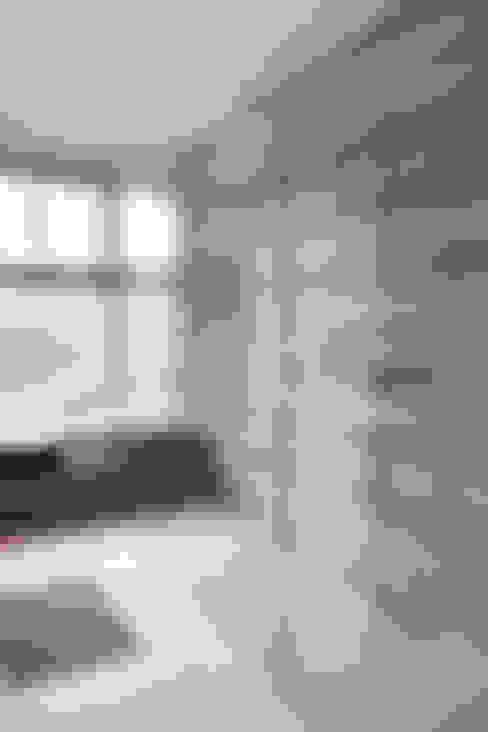 Familiehuis, Amsterdam Zuid:  Badkamer door Binnenvorm