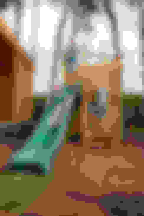 Speeltoestellen:  Tuin door NuBuiten.nl