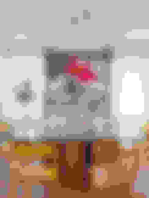 Salas de jantar  por BELEN FERRANDIZ INTERIOR DESIGN