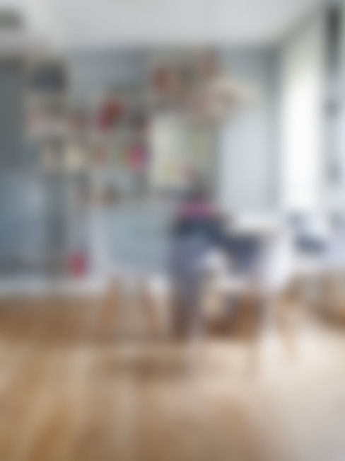 BELEN FERRANDIZ INTERIOR DESIGN의  다이닝 룸