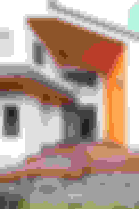 Коридор и прихожая в . Автор – 주택설계전문 디자인그룹 홈스타일토토