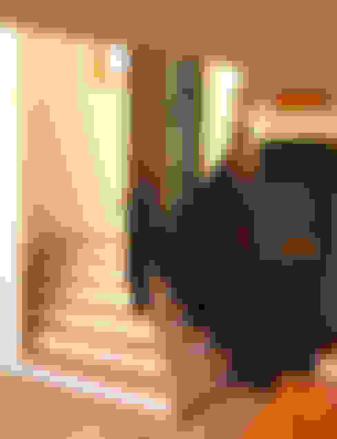 الممر والمدخل تنفيذ Simon Gill Architects