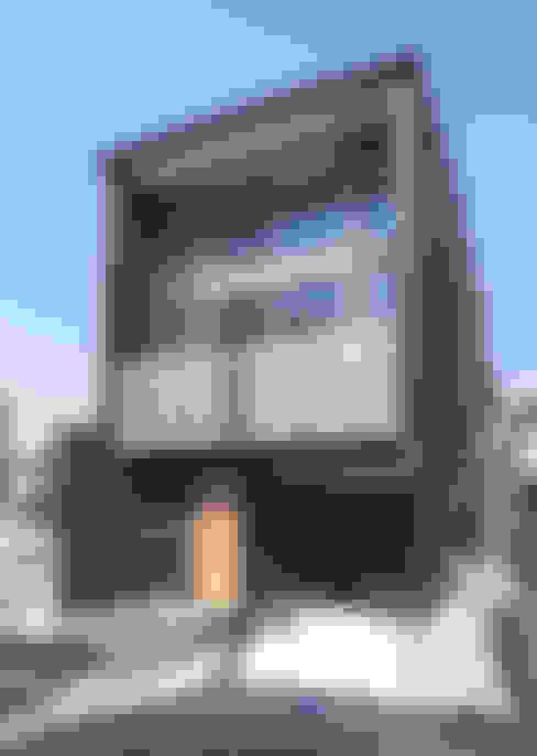 岡本建築設計室의  주택