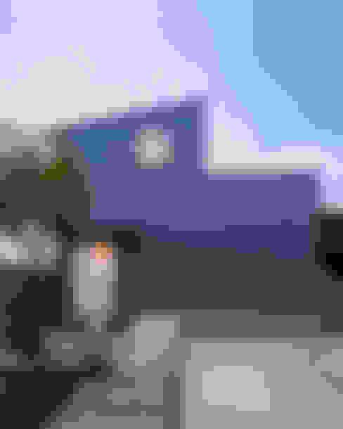 Huizen door 萩原健治建築研究所