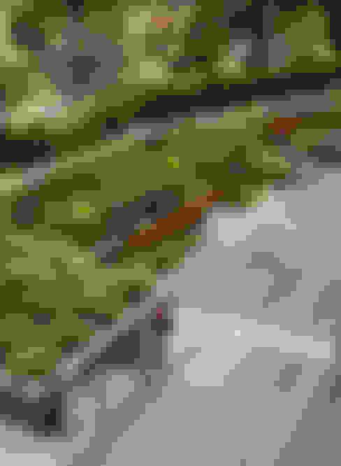 Jardines de estilo  por Bowles & Wyer