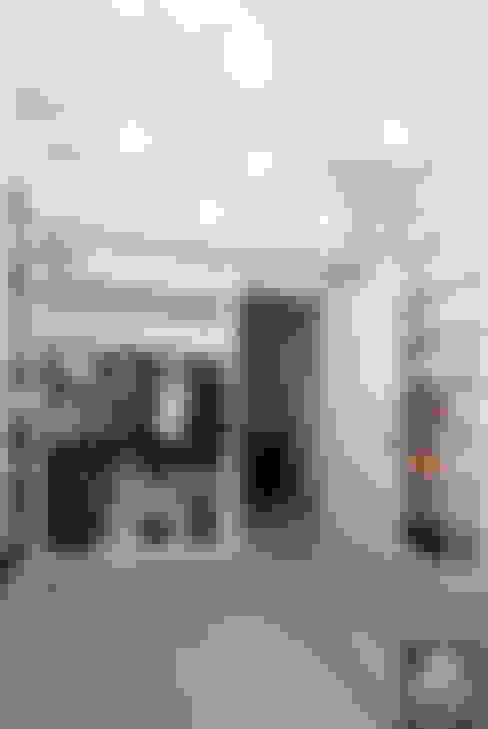 Dressing room by Studio Eksarev & Nagornaya