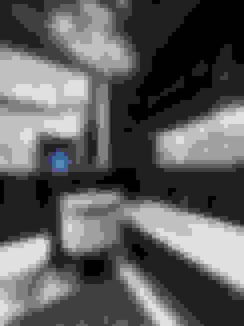 حمام تنفيذ Asiya Orlova Interior Design