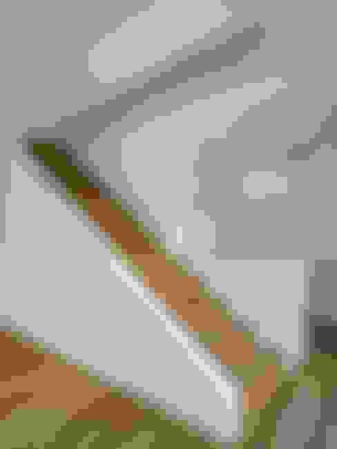 Projekty,  Salon zaprojektowane przez phalt Architekten AG