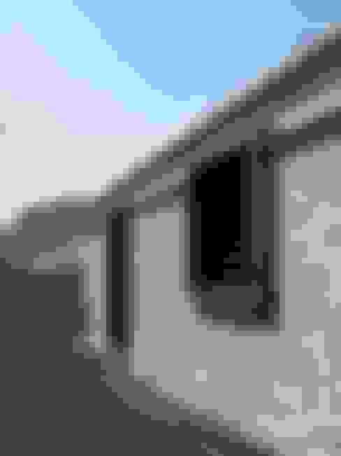 Casas de estilo  por daniel rojas berzosa. arquitecto
