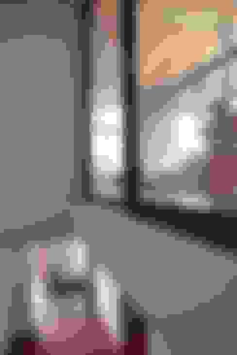 アトリエグローカル一級建築士事務所의  복도 & 현관