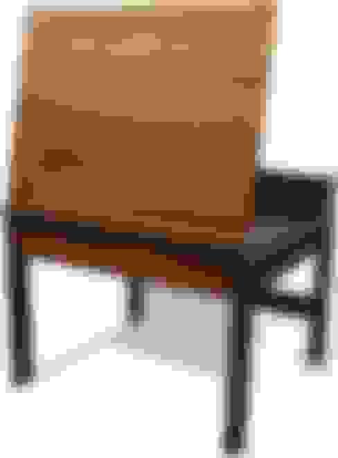 Muebles y espacios: Salas de estilo  por Wooden