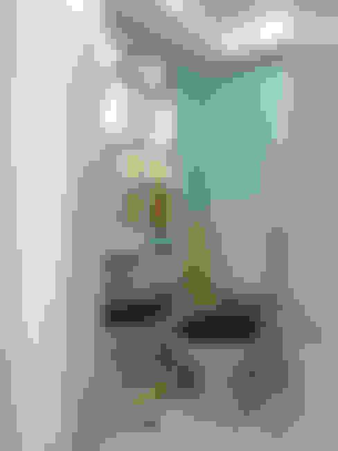 Baños de estilo  por BL Design Arquitectura e Interiores