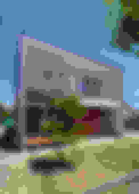 Projekty,  Domy zaprojektowane przez 株式会社ブレッツァ・アーキテクツ