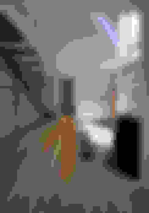 الممر والمدخل تنفيذ FuruichiKumiko ArchitectureDesignOffice