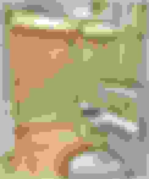 Salle de bains de style  par Nuvo Designs
