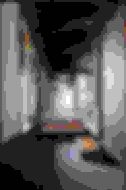 الممر والمدخل تنفيذ 田村建築設計工房
