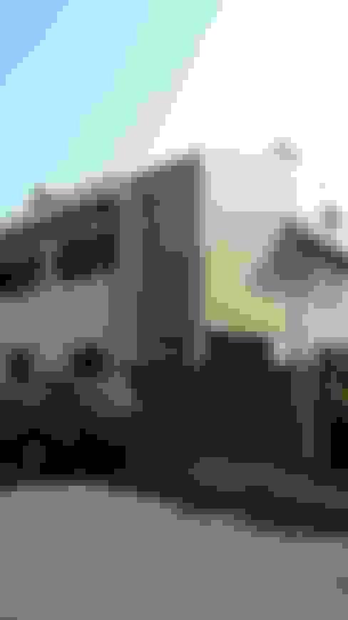 Remodelação Moradia Uni familiar - Exterior :   por Lendas e Detalhes, Lda