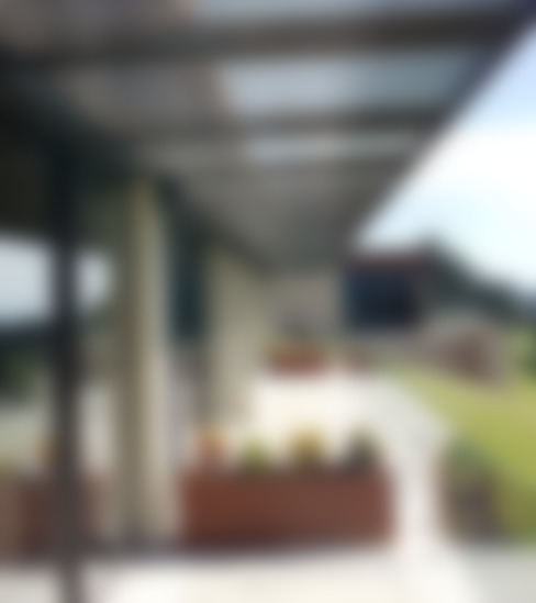 Terrasse de style  par Productos Cristalum