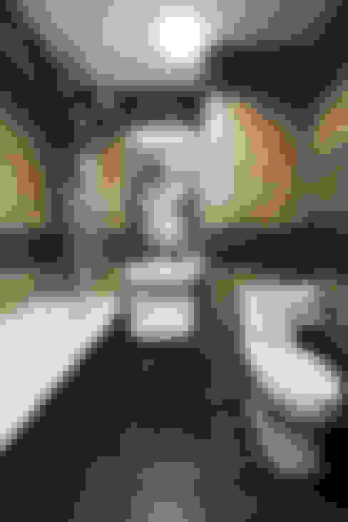 حمام تنفيذ Порядок вещей - дизайн-бюро