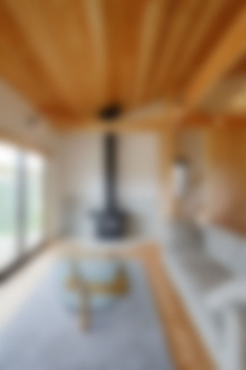 Projekty,  Salon zaprojektowane przez 株式会社kotori