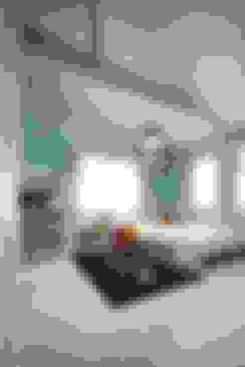 A's HOUSE: dwarfが手掛けた子供部屋です。