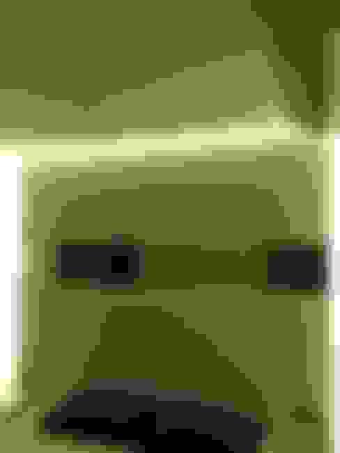 D'arc Tasarım – Boyalık Villa #33:  tarz Yatak Odası