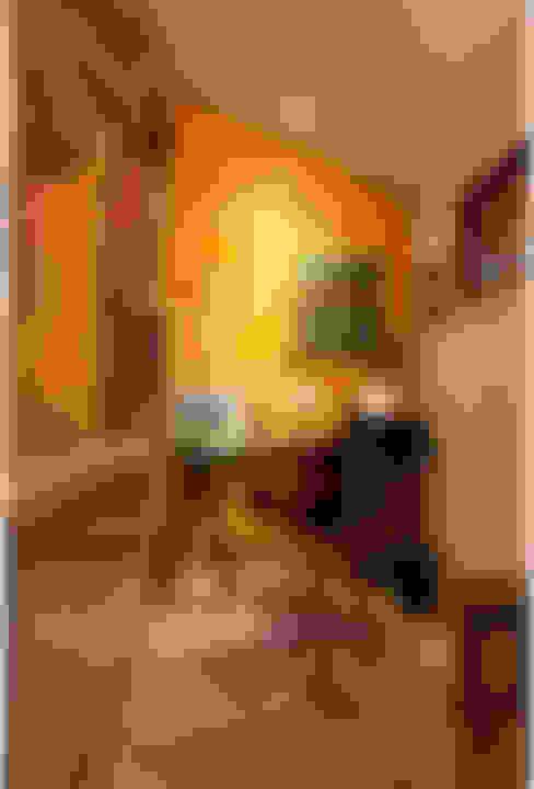 ห้องทำงาน/อ่านหนังสือ by MMMundim Arquitetura e Interiores