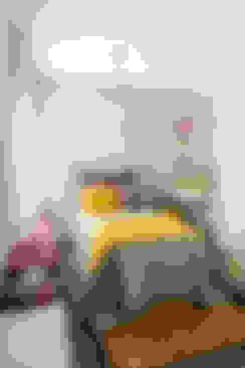 Спальни в . Автор – RB ARCHDESIGN