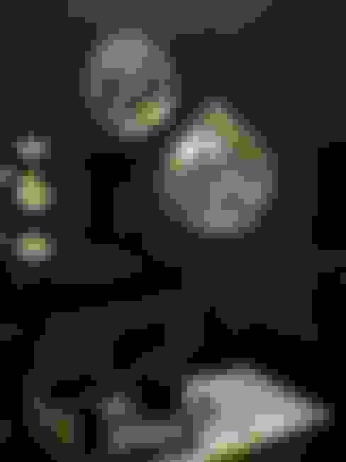Dining room تنفيذ Oriental Moon