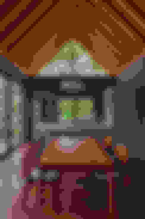 Nobuyoshi Hayashi:  tarz Yemek Odası