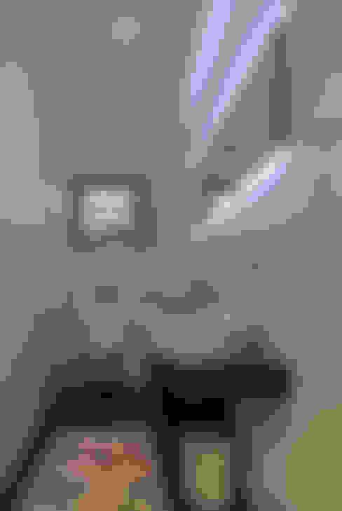 Frank Scheiter Wohnkonzepte의  욕실
