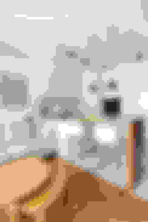 ห้องทานข้าว by Ayuko Studio