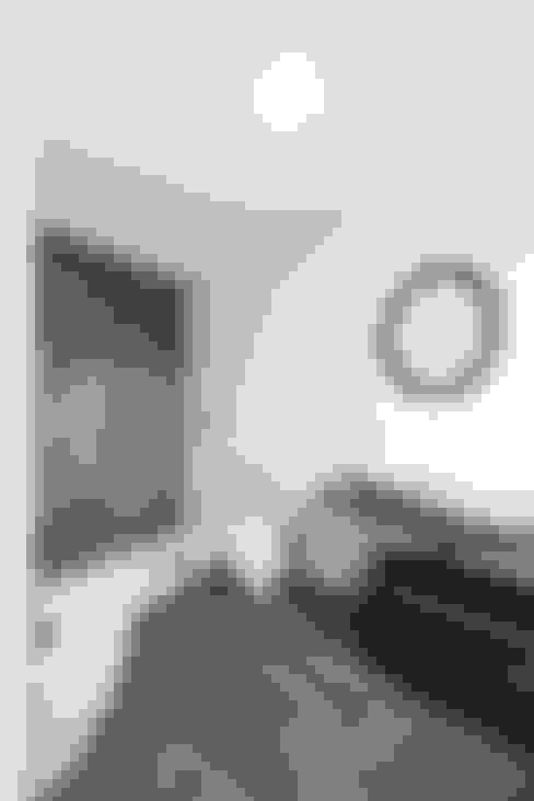 Badkamer door AD+ arquitectura