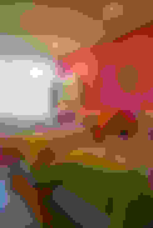 ห้องนอนเด็ก by VICTORIA PLASENCIA INTERIORISMO