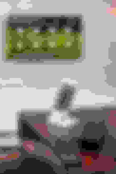 Роскошный оникс в Умном Доме: Гостиная в . Автор – Art-In