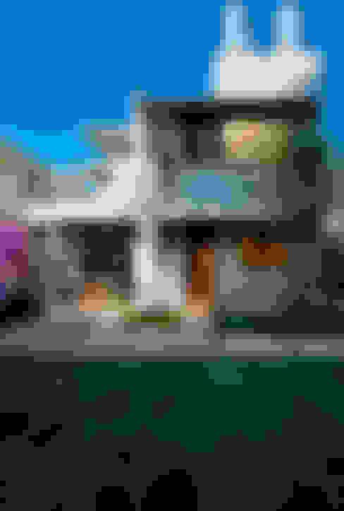 Casa Nando Reis: Casas  por Estúdio Paulo Alves