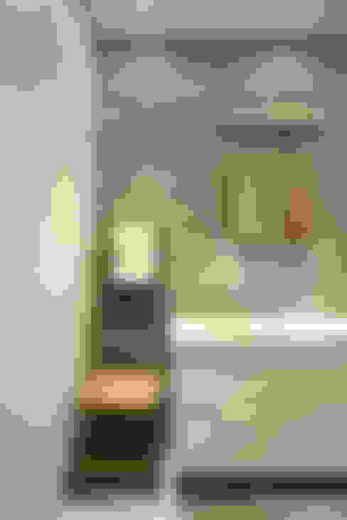 인테리어 사무실 인테리어_홍예디자인: 홍예디자인의  욕실