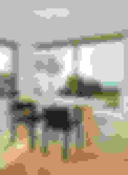 Столовые комнаты в . Автор – Bau-Fritz GmbH & Co. KG
