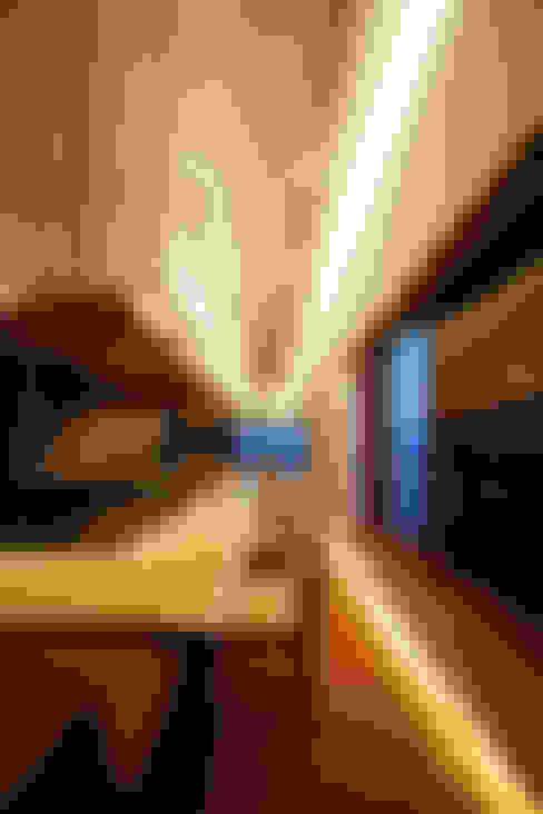 floating: 大井立夫設計工房が手掛けたキッチンです。