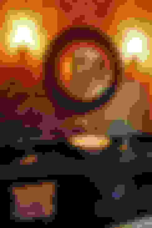 حمام تنفيذ PORTO Arquitectura + Diseño de Interiores